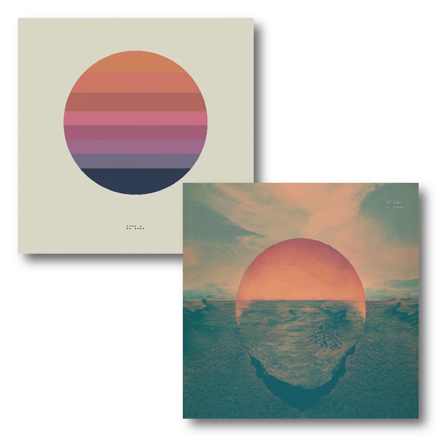 Tycho / Awake [LP] + Dive [2LP] special set