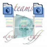 """TEAMS """"Dxys Xff"""" [ARTPL-028]"""