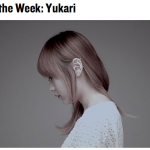 YukariがMTV IGGYのArtist of the Weekに!