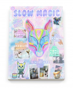 Slow Magic Asia mag poster