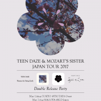 Teen Daze & Mozart's Sister Japan Tour 2017